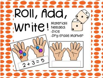 Roll, Add, Write