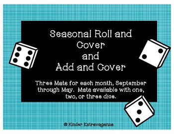 Roll/Add and Cover SEASONAL Bundle