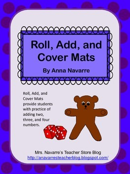 Roll, Add and Cover Mats