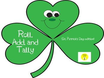 Roll, Add, and Tally-St. Patrick's Day edition