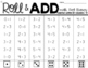Roll & Add within 10-Math Fact Fluency