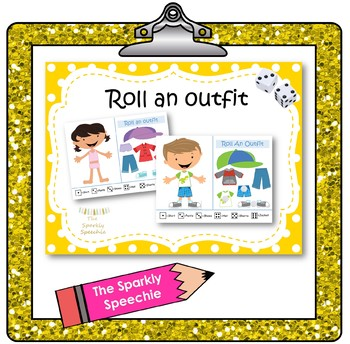 Roll An Outfit: Receptive Identification For Articles of Clothing