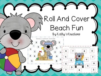 Roll And Cover Beach Fun