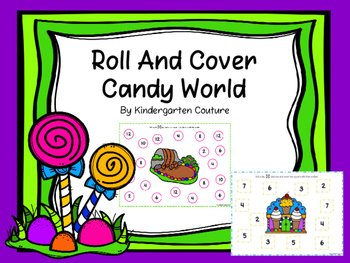 Roll And Cover - Candy World