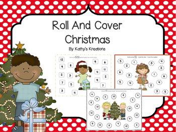 Roll And Cover Christmas
