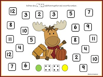 Roll And Cover For Smart Board Autumn Woodland With Paper Copies