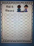 Roll And Record Game