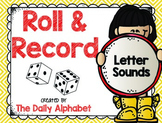 Roll And Record: Letter Sounds