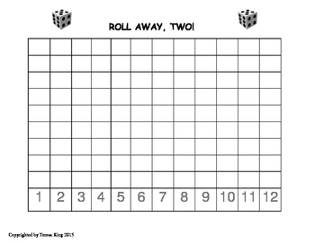 Roll Away Number Concept Game Part 2