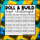 Roll & Build - 24 LEGO STEM Challenges