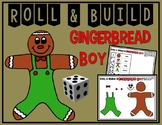 Roll & Build - GINGERBREAD BOY