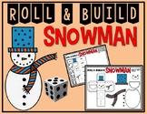 Roll & Build - SNOWMAN