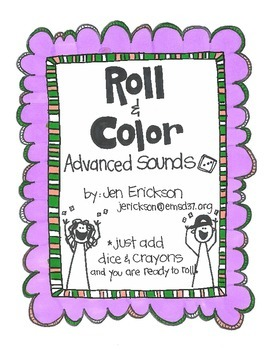 Roll & Color:  Advanced Sounds