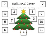 Roll & Color Holiday Game Pack