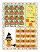 Roll, Count, Cover! (1-12)  Autumn Math Center - 2 Players