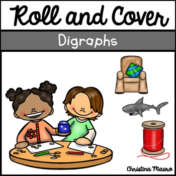 Roll & Cover {Digraphs}