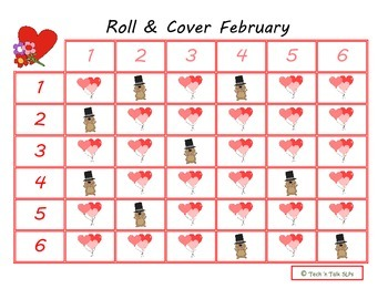 Roll & Cover February