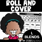 L-Blends (Roll & Cover Game Boards)