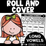 Long Vowels, CVCe (Roll & Cover Game Boards)