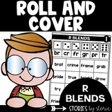 R-Blends (Roll & Cover Game Boards)