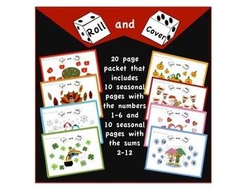 Roll & Cover - Seasonal