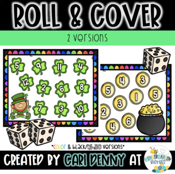 Roll & Cover: St. Patrick's Day