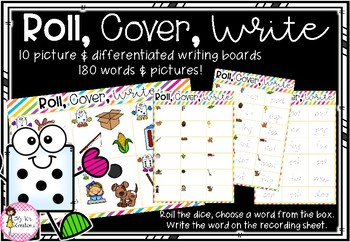 Roll, Cover and Write