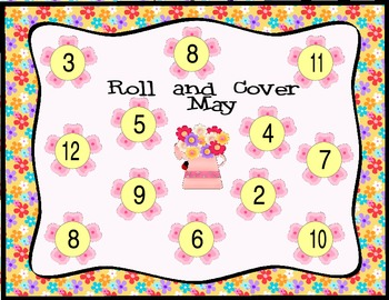 Roll & Cover for every month