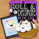Roll & Decorate an Egg on the iPad