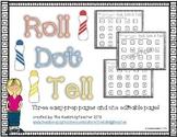 Roll Dot Tell - Bingo Dot My Alphabet