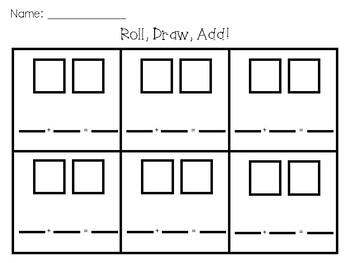 Roll, Draw, Add