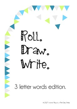 Roll. Draw. Write.