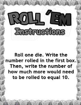 Roll Em Making Ten