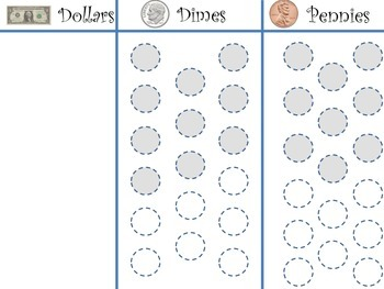 Roll For Dollars (Dimes and Pennies)