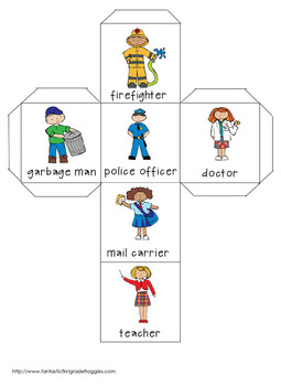 Roll, Graph and Do- Community Helpers