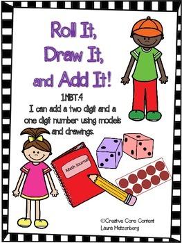 Roll It, Draw It, and Add It 1.NBT.4
