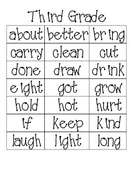 Roll It, Say It, Keep It (Third Grade)