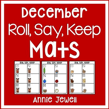 Roll, Keep, Say - December