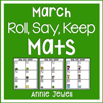 Roll, Keep, Say - March