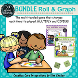 Roll MULTIPLY and DIVIDE Graph Bundle