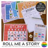 Roll Me A Story Writing Center
