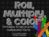 Roll, Multiply, and Color