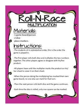 Roll-N-Race