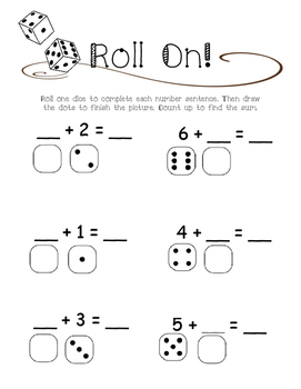 Roll On - adding up to 6 FREEBIE