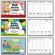 Roll, Read, Color    90 Sight Words   First Grade