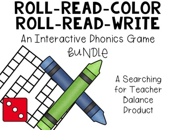 Roll Read Color and Roll Read Write Bundle