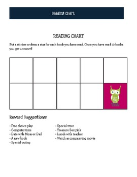 Reading Intervention Dice: Reading Fluency and Comprehension, Owl Themed