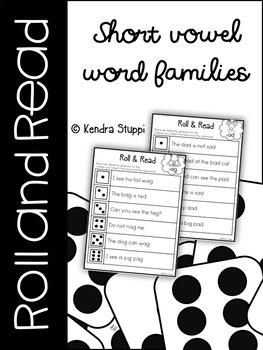 Roll & Read {GROWING BUNDLE}