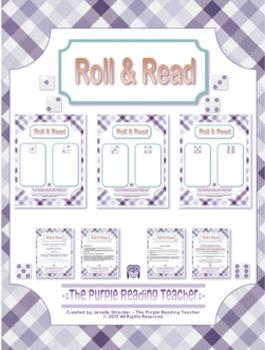 Roll & Read Game Board