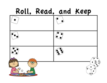 Roll Read Keep Advanced short i and u